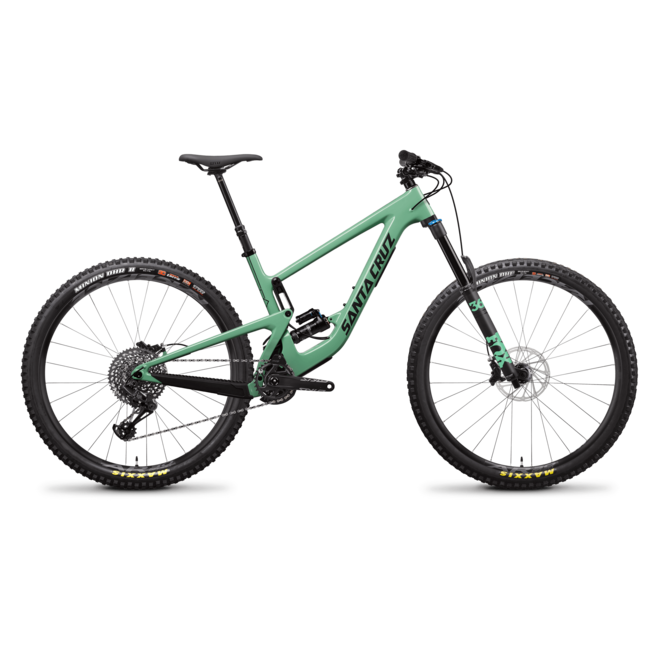 Santa Cruz Bicycles Santa Cruz 2020 Megatower C S