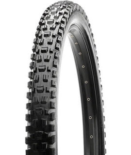 Maxxis Maxxis Assegai Tire 27.5 x 2.50, Folding, 60tpi, 3C Maxx Grip, Tubeless Ready, Wide Trail, Black