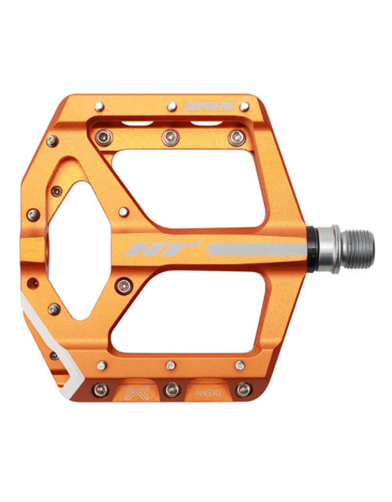 HT Components HT Components ANS10 Alloy Pedal, Cro-Mo Spindle