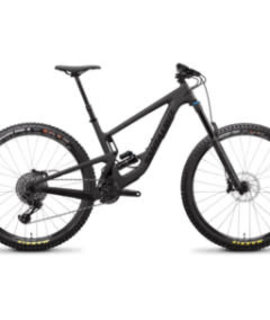 Santa Cruz Bicycles Demo Santa Cruz Megatower 2020 CC XO1 Large Black Reserve Rims, Super Deluxe Ultimate Shock
