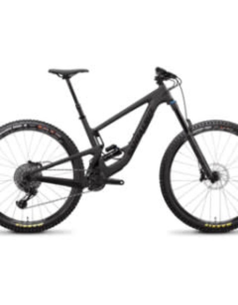 Santa Cruz Bicycles Demo Santa Cruz Megatower 2020 CC XO1 Large Black Reserve Rims, Super Deluxe Ultimate Shock
