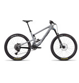 Santa Cruz Bicycles Santa Cruz Bronson 2019 C S  XL Grey 27.5+ Reserve Wheels