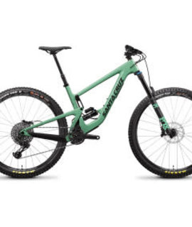 Santa Cruz Bicycles Demo Santa Cruz Megatower 2020 C S XXL Green Alloy Rims, Air Shock
