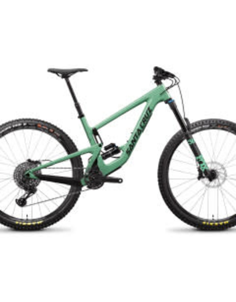 Santa Cruz Bicycles Demo Santa Cruz Megatower 2020 C S XXL Green Alloy Rims, Air Shock