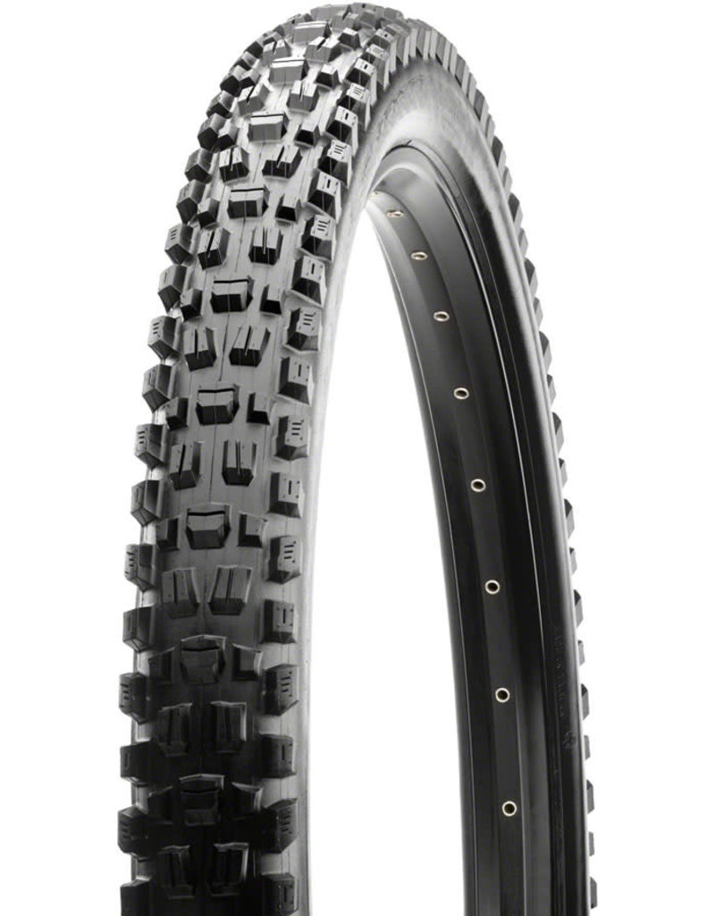 Maxxis Maxxis Assegai Tire - 29 x 2.5, Tubeless, Folding, Black, Dual Compound, EXO Protection, Wide Trail