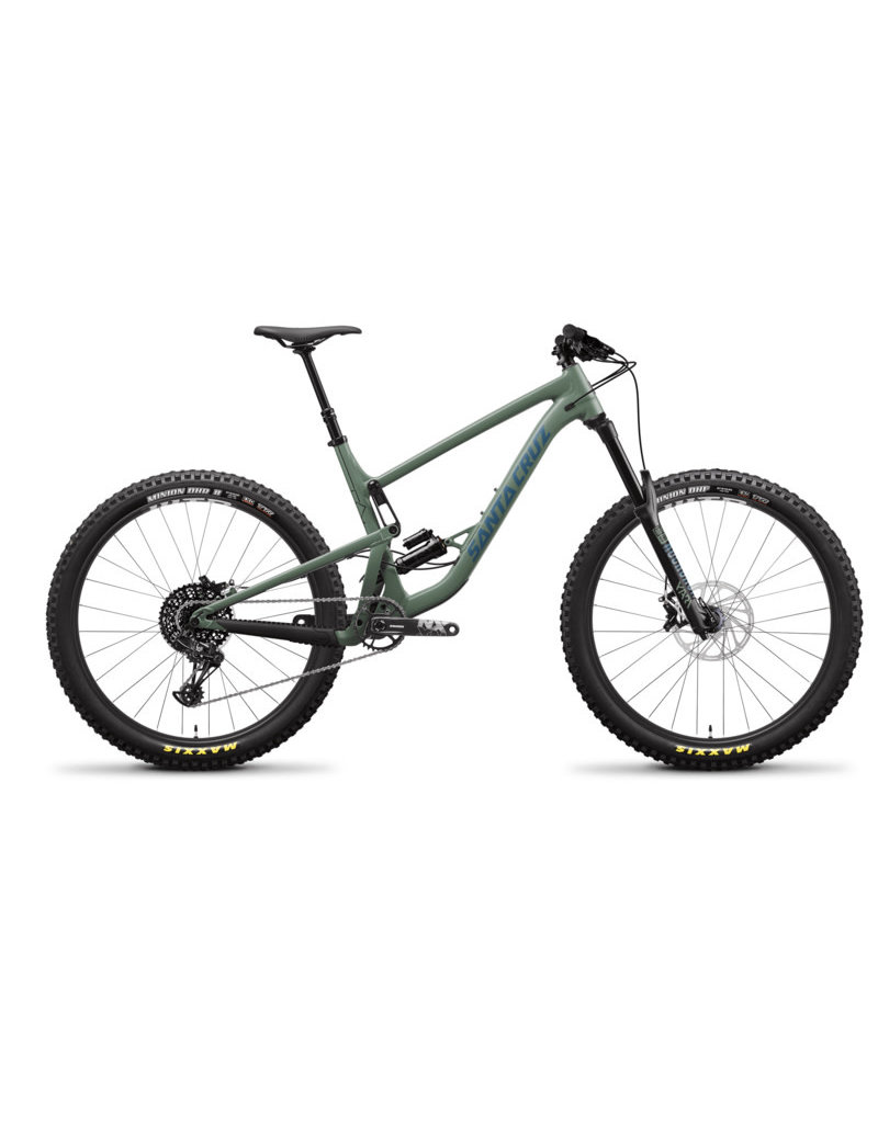 Santa Cruz Bicycles Demo Santa Cruz Bronson 2020 C S