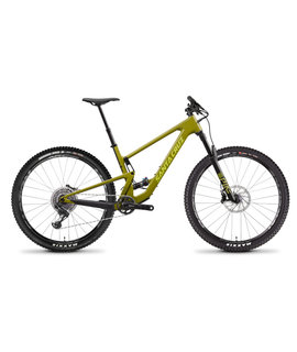 Santa Cruz Bicycles Demo Santa Cruz Tallboy 2020 CC XO1