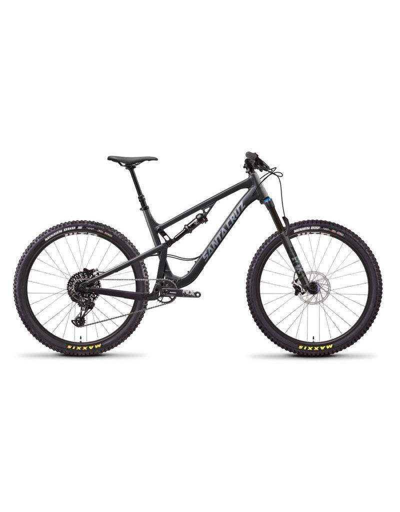 Santa Cruz Bicycles Santa Cruz 5010 2019 A S Medium Black 27.5 Alloy Wheels