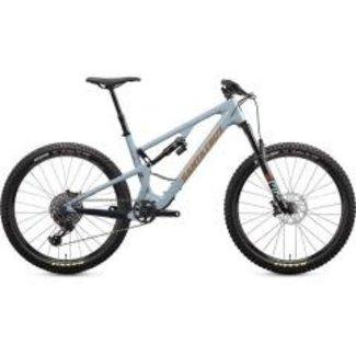 Santa Cruz Bicycles Santa Cruz 5010 2020 C R Medium Blue Alloy Wheels