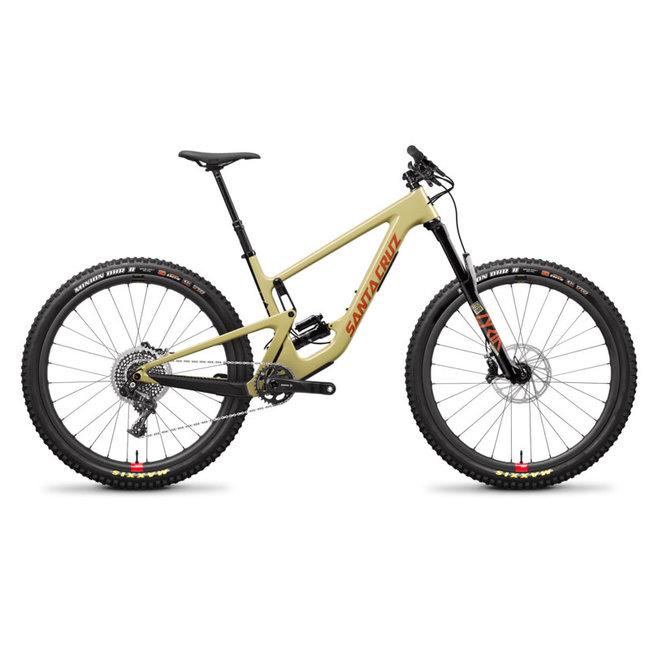 Santa Cruz Bicycles Santa Cruz 2020 Hightower CC Carbon XO1-Kit Reserve 30