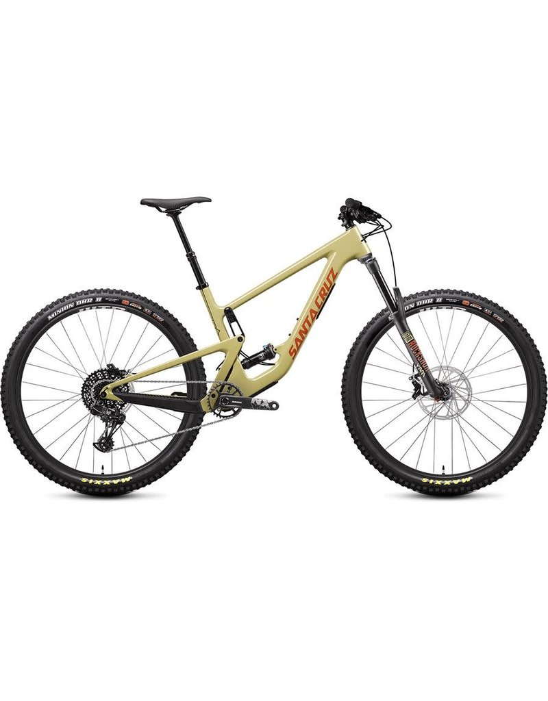 Santa Cruz Bicycles Demo Santa Cruz Hightower 2020 C S
