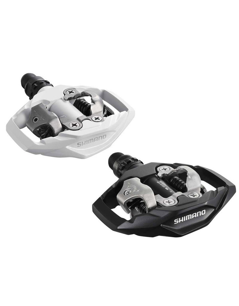 Shimano Shimano Pedal, PD-M530, SPD Clipless Pedal, Black, W/Cleat