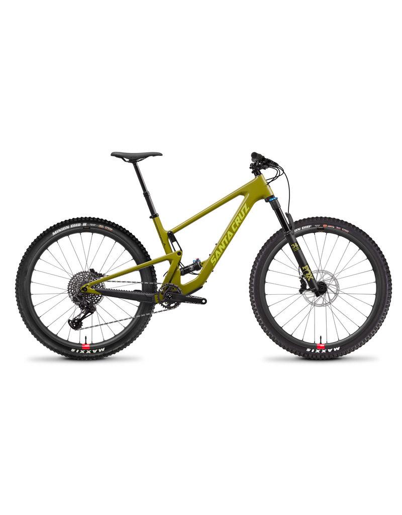 Santa Cruz Bicycles Santa Cruz 2020 Tallboy C S  Medium Yellow Reserve 27 Rims