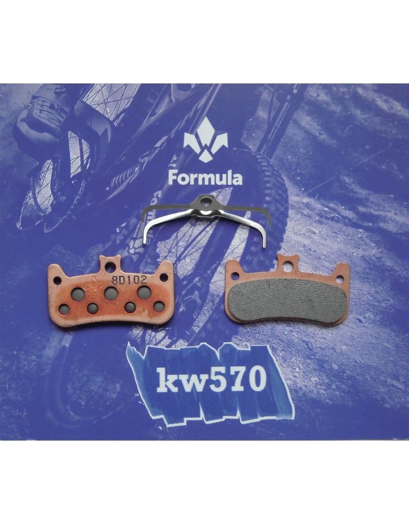 Formula Formula Italy Cura-4 Disc Brake Pad