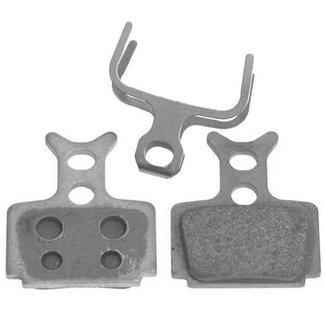 Cura-4 Formula Italy Disc Pads Sintered//Steel
