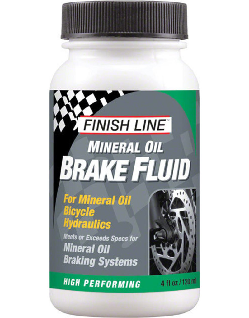 Finish Line Finish Line Brake Fluid, 4oz