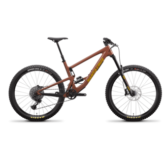 Santa Cruz Bicycles Santa Cruz 2020 Bronson C S