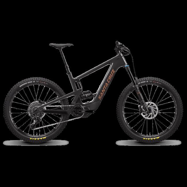 Santa Cruz Bicycles Santa Cruz 2020 Heckler CC S