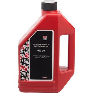RockShox RockShox Suspension Oil, 0-W30, 1 Liter Bottle - Pike/LyrikB1/Yari Lower Legs