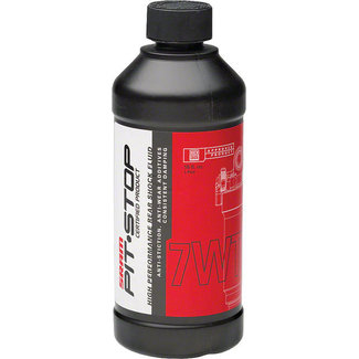 RockShox RockShox Suspension Oil, 7wt 16oz Bottle