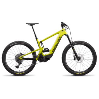 Santa Cruz Bicycles Demo Santa Cruz 2020 Heckler CC S