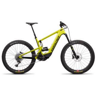 Santa Cruz Bicycles Demo 2020 Heckler CC XO1 Reserve 37 Wheels