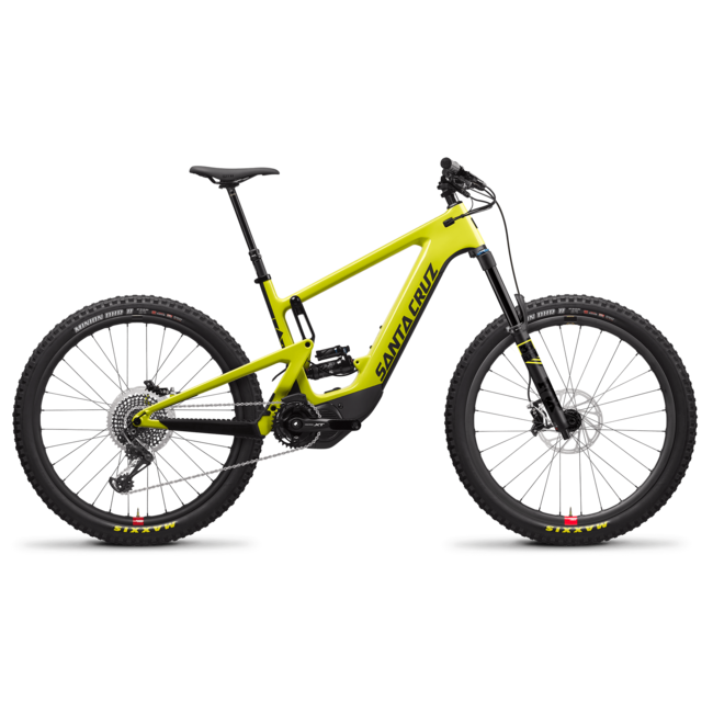 Demo 2020 Heckler CC XO1 Reserve 37 Wheels