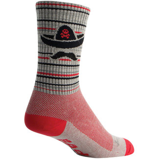 SockGuy Crew 6 Inch Cycling Sock