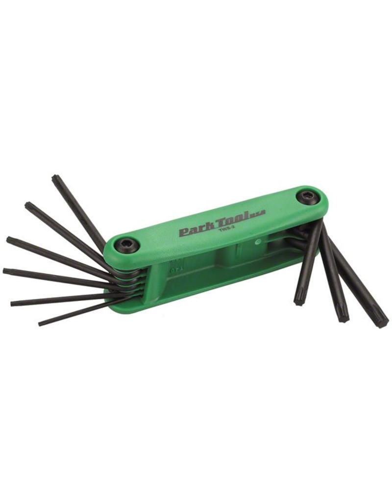 Park Tool Park Tool TWS-2 Folding Torx Wrench Set