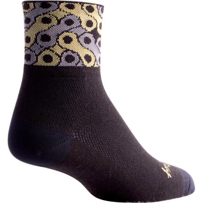 SockGuy Classic 3-4 Inch Cycling Sock