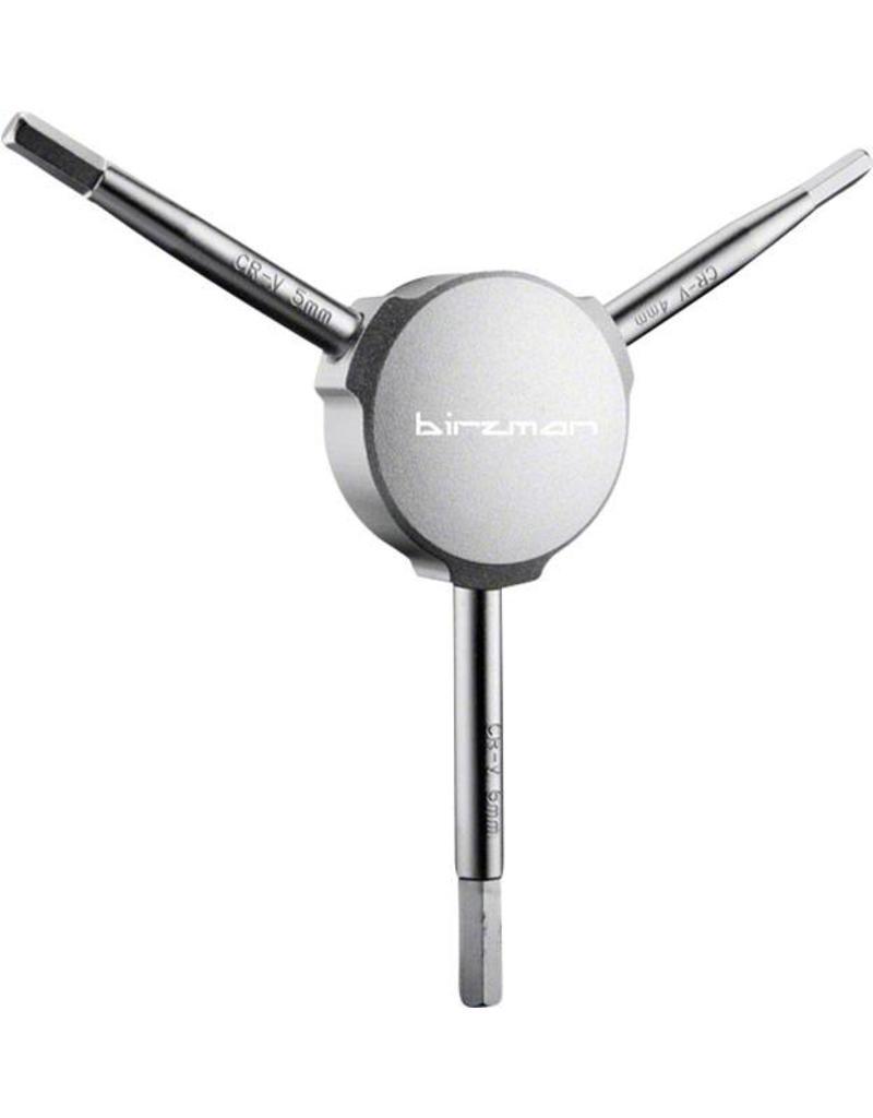 Birzman Birzman Y-Grip 4 / 5 / 6 mm Y Hex Wrench