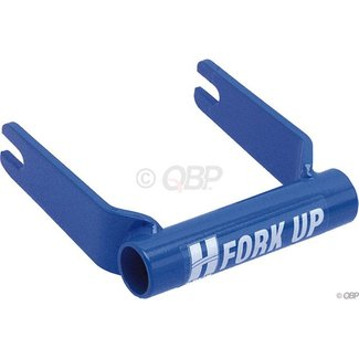 Hurricane Fork Up 20mm Adaptor: Fits All 20mm x 110mm Axles