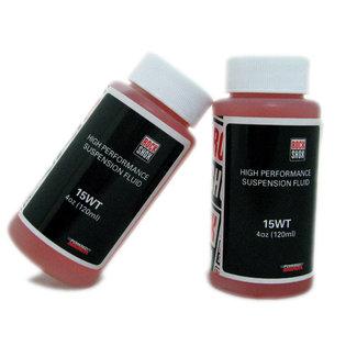 SRAM PitStop Suspension Oil 15wt 120ml