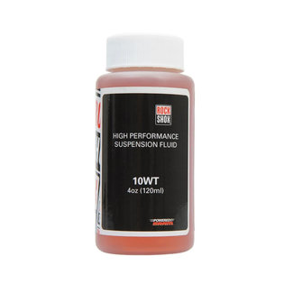 SRAM SRAM Pit Stop Suspension Oil 10wt 120ml