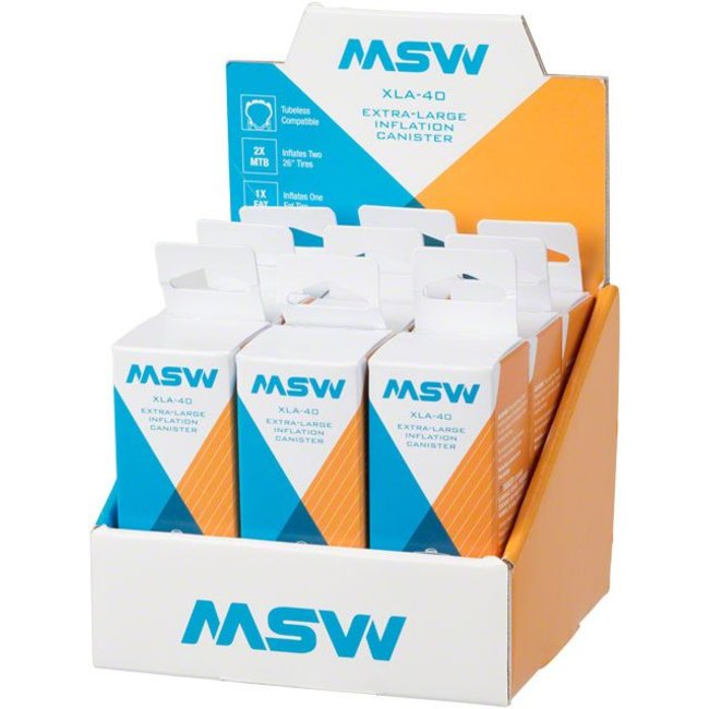 MSW MSW XLARGE-40 Air Cartridge