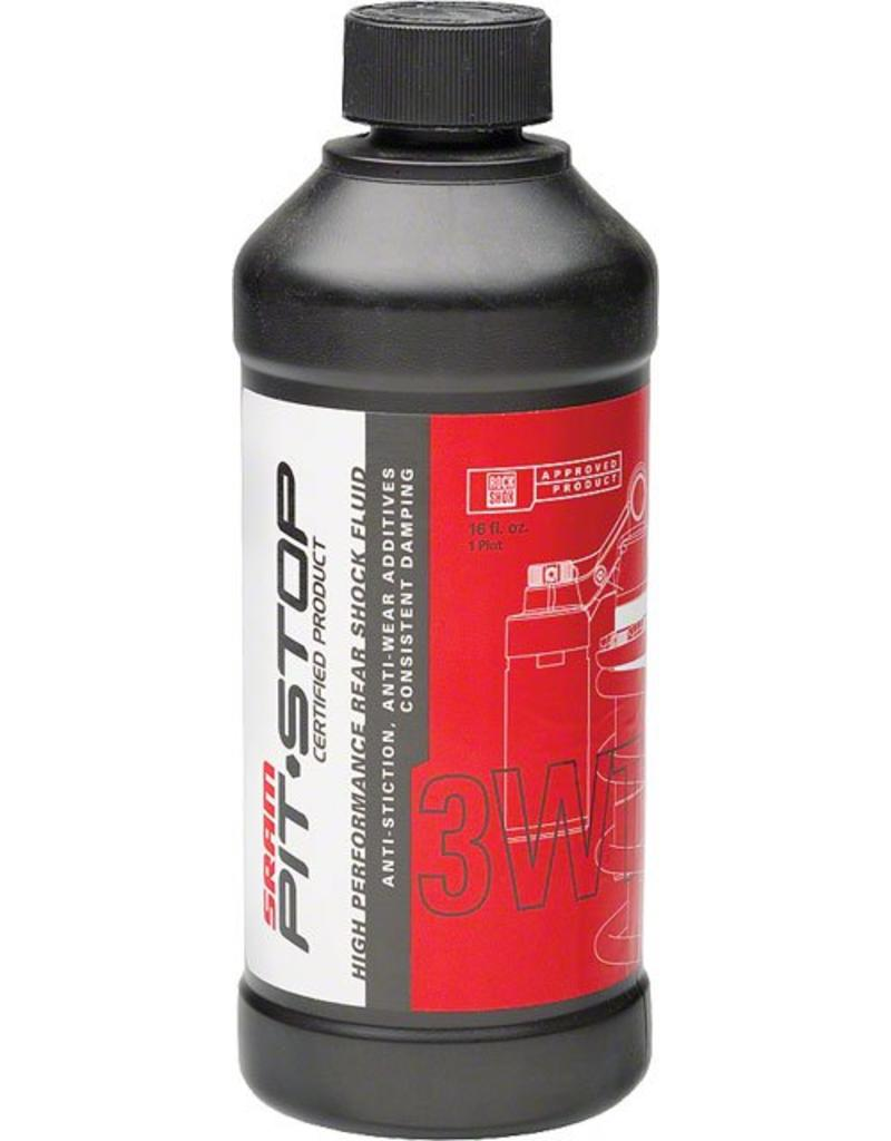 RockShox RockShox Suspension Oil, 3wt, 16oz Bottle