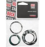 RockShox RockShox 50 hour Rear Shock Air Can Service Kit, Basic: Monarch/Monarch Plus High Volume (2012)