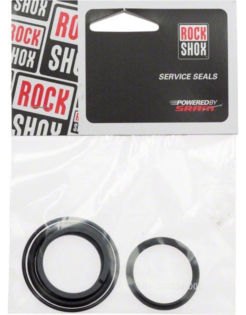 RockShox RockShox AM Rear Shock Air Can Service Kit, Basic - Ario/(Monarch 2008-2010)