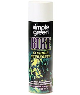 Simple Green Foaming Degreaser: Spray Can 20oz