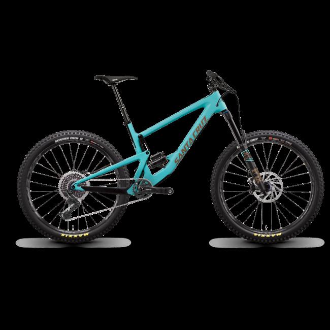 Santa Cruz Bicycles Santa Cruz 2019 Bronson CC XO1