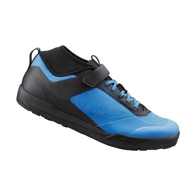 Shimano SH-AM7 Men's Clipless Pedal Shoe Blue