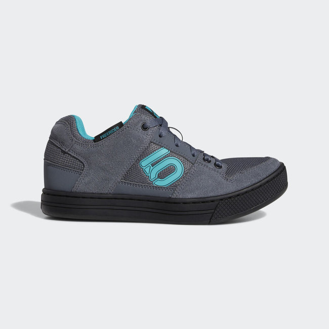 Five Ten Women's Freerider Flat Pedal Shoe Onix Green/Black