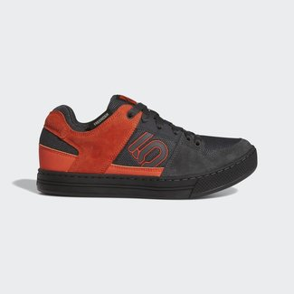 Five Ten Five Ten Men's Freerider Flat Pedal Shoe Grey & Orange