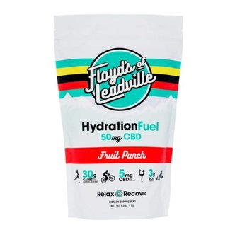 Floyd's of Leadville Floyd's of Leadville Hydration Fuel Drink Mix Fruit Punch