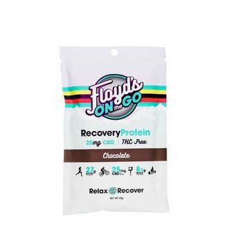 Floyd's of Leadville Floyd's of Leadville CBD Isolate Recovery Protein, 25mg CBD