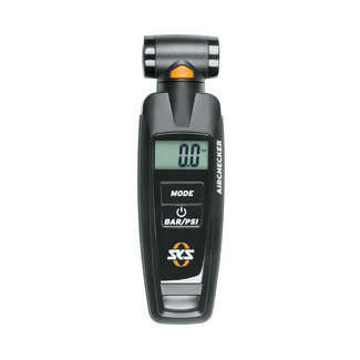 SKS SKS Airchecker Digital Display Pressure Gauge: Presta and Schrader