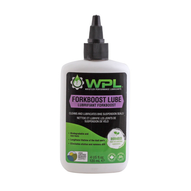 Whistler Performance Lube WPL Fork Boost Fork Seal Lubricant (120ml