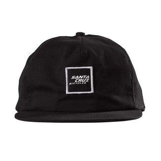 Santa Cruz Bicycles Santa Cruz King Trucker  Hat Black