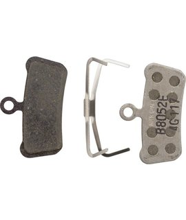 SRAM SRAM Guide and Avid Trail Disc Brake Pads Aluminum Backed Organic Compound