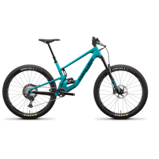 Santa Cruz Bicycles Santa Cruz 2021 5010 C XT Raceface ARC30 Wheels
